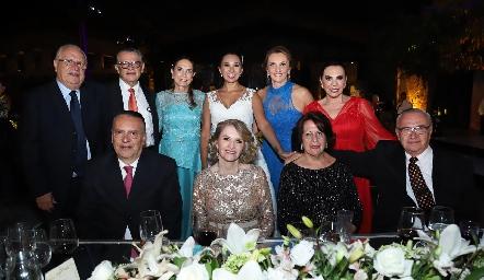 Familia Galarza.