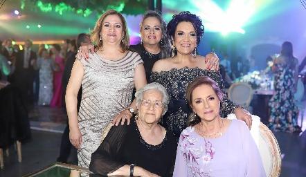 Familia Medina.