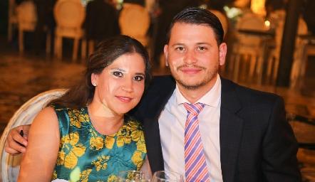 María José Cordero y Oscar Sulé.