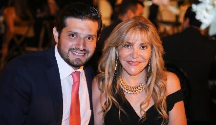 Gerardo Jiménez y Conchis Sánchez.
