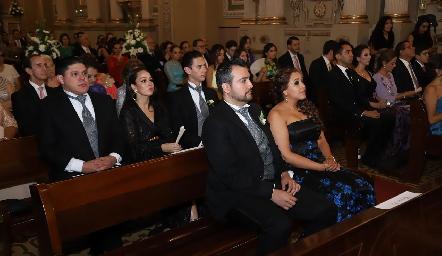 Boda de Guillermo y Pamela.