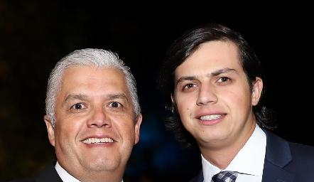 Gerardo y Patricio Rodríguez.