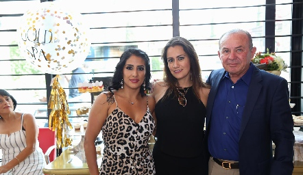 Inauguración de Gold Spa.