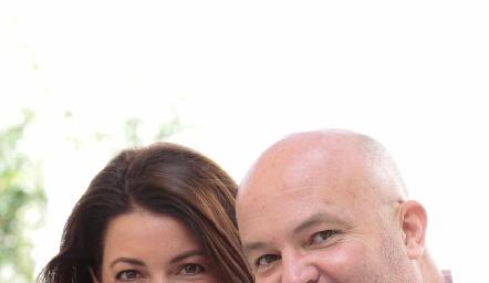 Cristina Puga, Memo Pizzuto y Ramón Meade.