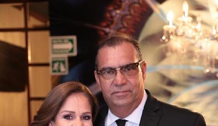 Laura y José Lorca.