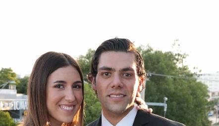 María Paramo y José Lorca.