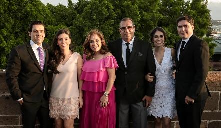 Familia Lorca Álvarez.