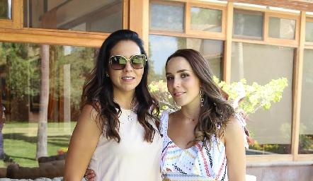 María Fernanda Castillo y Ximena Castillo.