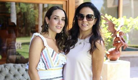 Ximena Castillo y María Fernanda Castillo.