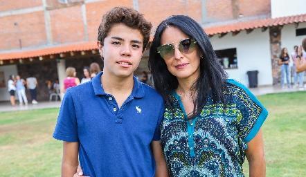 Juan Ma y Laura Gómez.