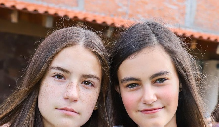 Zaza y María.