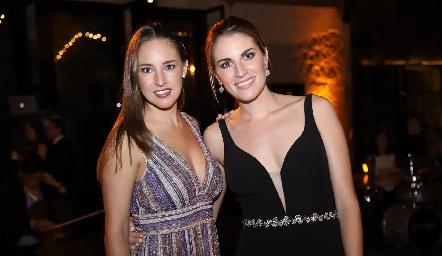 María Paula Hernández y Paulet Lozano.