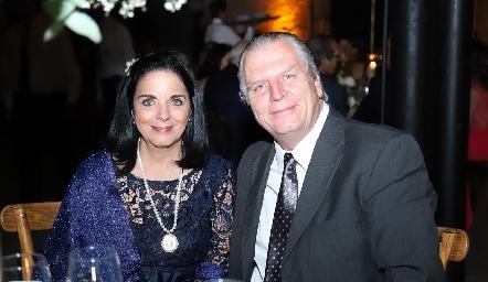 Pilar y Jorge Palomar.