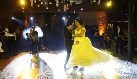 Alberto y Andrea.