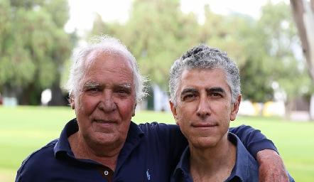 Sergio Godínez y Sergio Godínez.