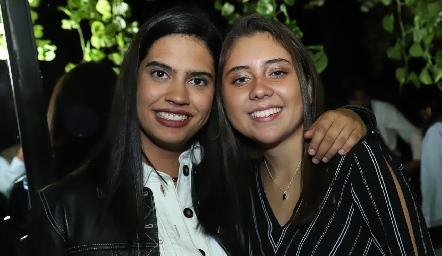 Eugenia Izar y Sofía Ruiz.