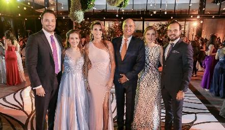 Familia Alcalde Barragán.