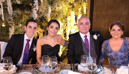 Familia Zepeda Rojas.