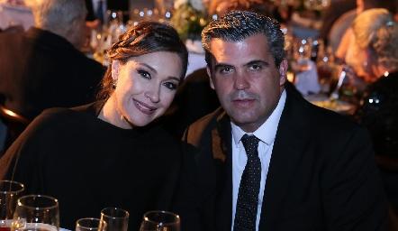 Mónica y Juan Carlos Díez.
