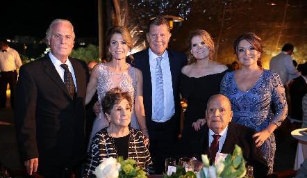 Familia Rojas Díez Gutiérrez.