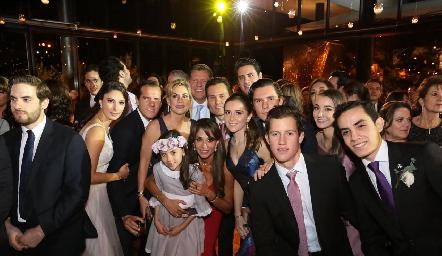 Familia Rojas.