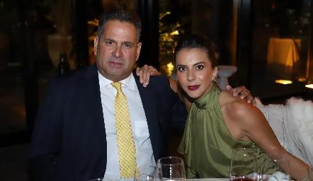 Federico y Lety Díez Gutiérrez.