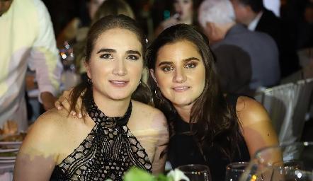 Paola y Eugenia Musa.