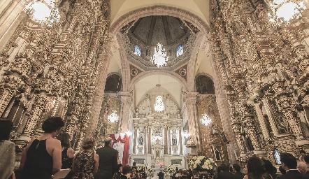 Templo del Carmen.