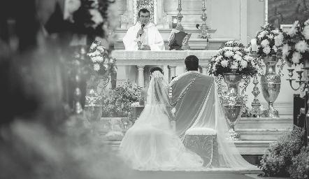 Alejandra y José Carlos.