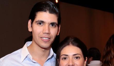 Rafa Tobías y Cristy Lorca se van a casar.