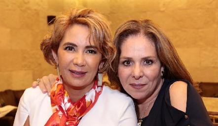 Consuegras, Isabel Carrillo de Tobías y Laura Álvarez de Lorca.