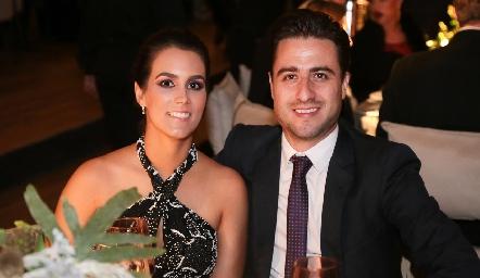María Gutiérrez y Rogelio Pacheco.