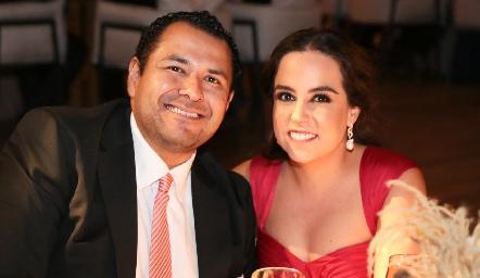 Alejandro Torres y Ana Isa Torres.