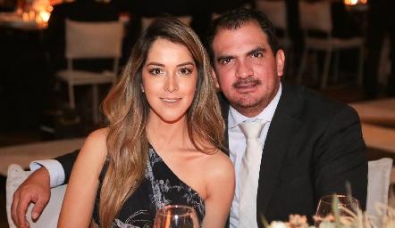 Paulina y Mike García.