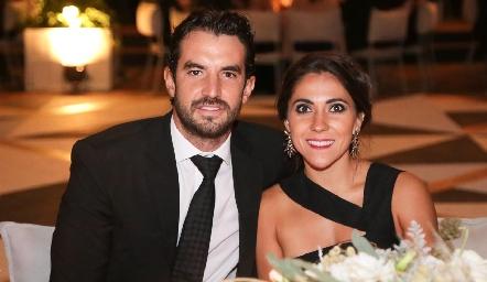 Ricardo Torres y Sofía Díaz de León.