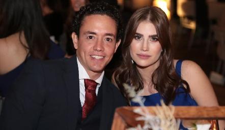 Eduardo Romo y Fer Loza.