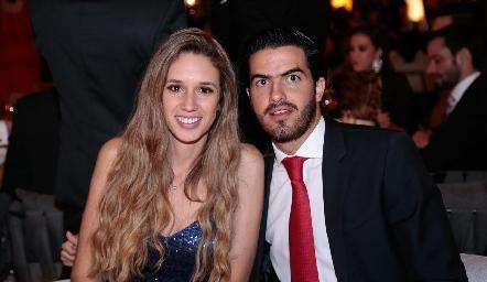 María Stevens y Pollo Gómez.