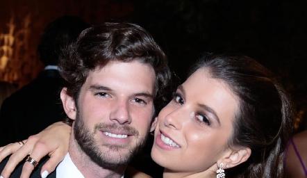 José Hernández e Isa Gaviño.