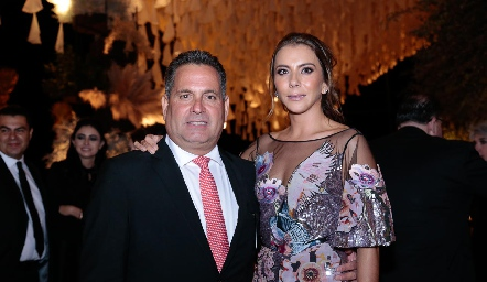 Federico y Leticia Díez Gutiérrez.