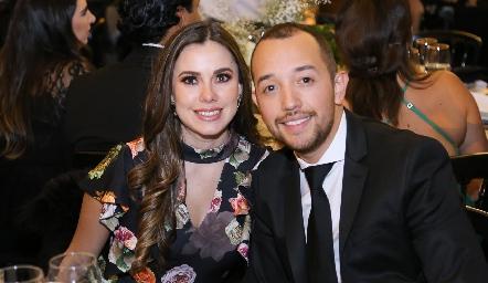 Fernanda Pérez y Mauro Rodríguez.