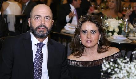 Jeppo Mahbub y Maru Martínez.