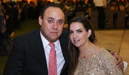Francisco Torres y Maripepa Muriel.