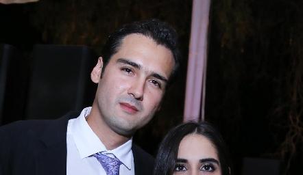 José Iga y Mariana Rodríguez.