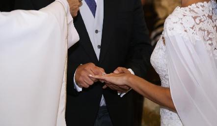 Boda de Mauricio Labastida y Sofía Álvarez.