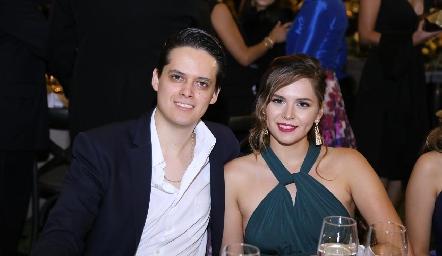 Alberto y Elisa Velázquez.