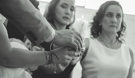 Compartiendo la Luz de Cristo.