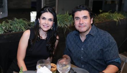 Marisol Dip y Miguel Chalita.