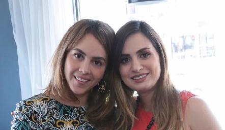 Natalia Muñoz y Montse Muñiz.