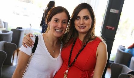 María Domínguez y Montse Muñiz.