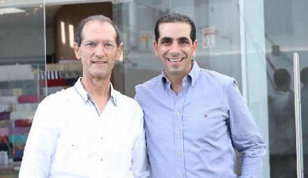 José de Jesús Canseco y Carlos Chevaile.